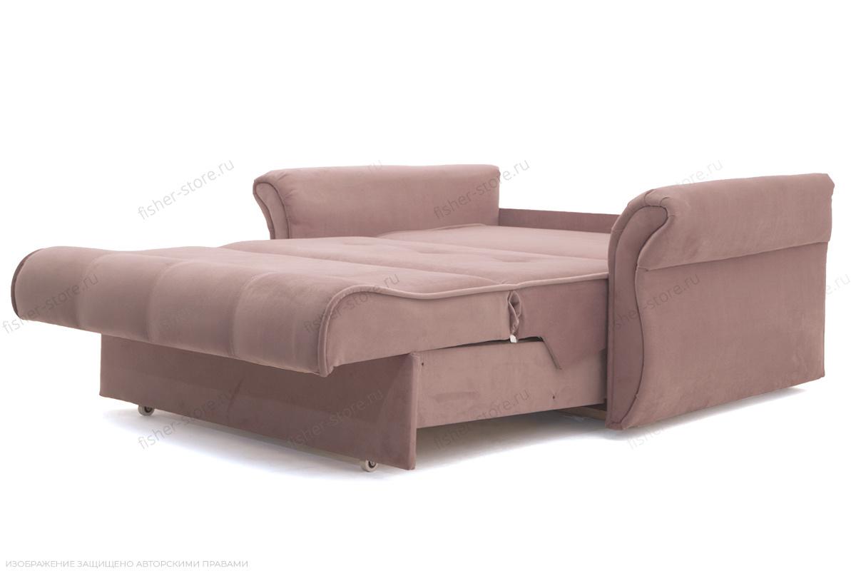 Прямой диван Аккорд-5  Maserati Light Violet Спальное место