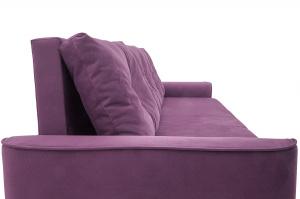 Прямой диван Фьюжн Maserati Purple Подушки