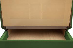 Диван Аккорд-5  Maserati Green Ящик для белья