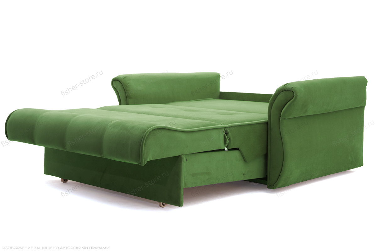Диван Аккорд-5  Maserati Green Спальное место