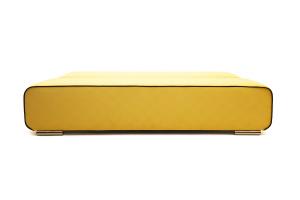 Диван Лаки Maserati Yellow + Black Спальное место