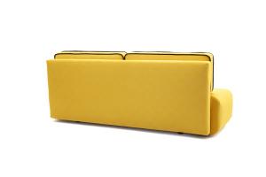 Диван Лаки Maserati Yellow + Black Вид сзади