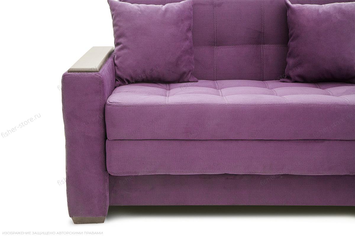 Прямой диван Этро люкс Maserati Purple Ножки