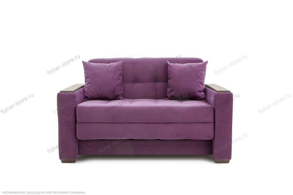 Прямой диван Этро люкс Maserati Purple Вид спереди