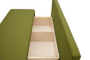 Прямой диван Чарли эконом Dream Green Ящик для белья
