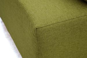 Прямой диван Чарли эконом Dream Green Текстура ткани