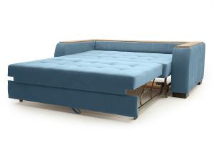 Прямой диван Берлин-2 Maserati Blue Спальное место