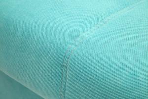 Прямой диван Виа-9 Infiniti Light blue Текстура ткани