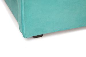 Прямой диван Виа-9 Infiniti Light blue Ножки