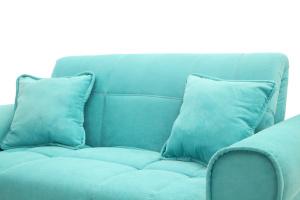 Прямой диван Виа-9 Infiniti Light blue Подушки