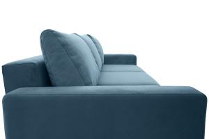 Прямой диван Джерси-2 с опорой №6 Maserati Blue Подлокотник