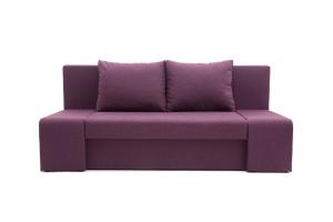 Прямой диван Санремо Dream Violet Вид спереди