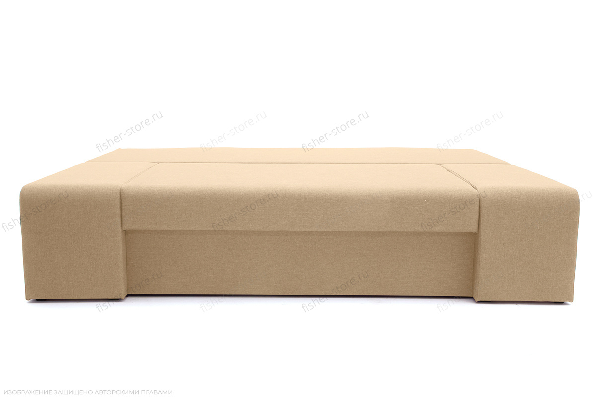 Прямой диван Санремо Dream Dark beige Спальное место