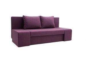 Прямой диван Санремо Dream Violet Вид по диагонали