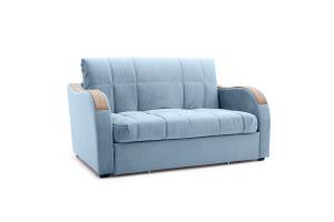 Прямой диван Виа-6 Amigo Blue Вид по диагонали