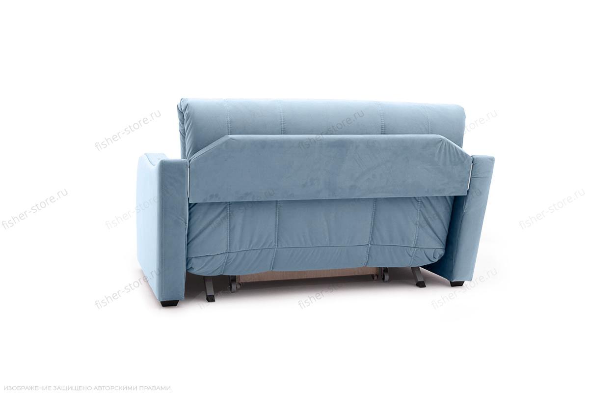 Прямой диван Виа-6 Amigo Blue Вид сзади