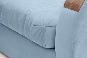 Прямой диван Виа-6 Amigo Blue Текстура ткани