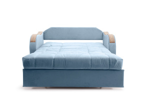 Прямой диван Виа-6 Amigo Blue Спальное место
