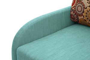 Светлый диван Венеция-4 Orion Blue + History Summer Подлокотник