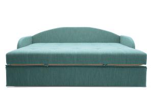 Светлый диван Венеция-4 Orion Blue + History Summer Спальное место