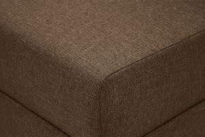 Прямой диван Реал Dream Brown Текстура ткани