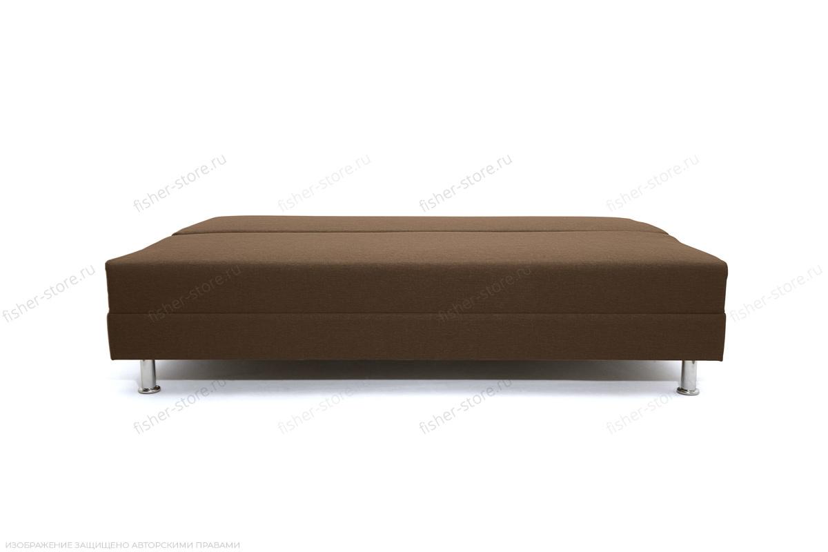 Прямой диван еврокнижка Реал Dream Brown Спальное место
