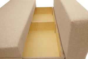 Прямой диван Реал Dream Dark beige Ящик для белья