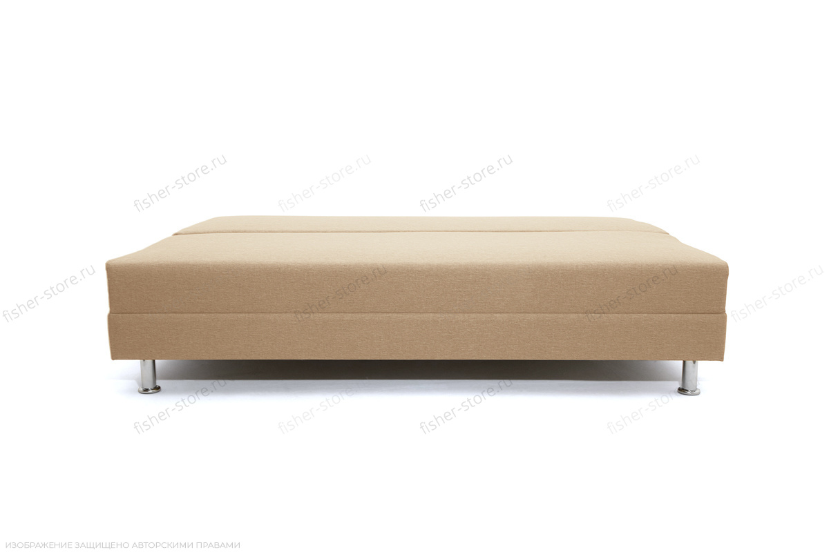 Прямой диван Реал Dream Dark beige Спальное место