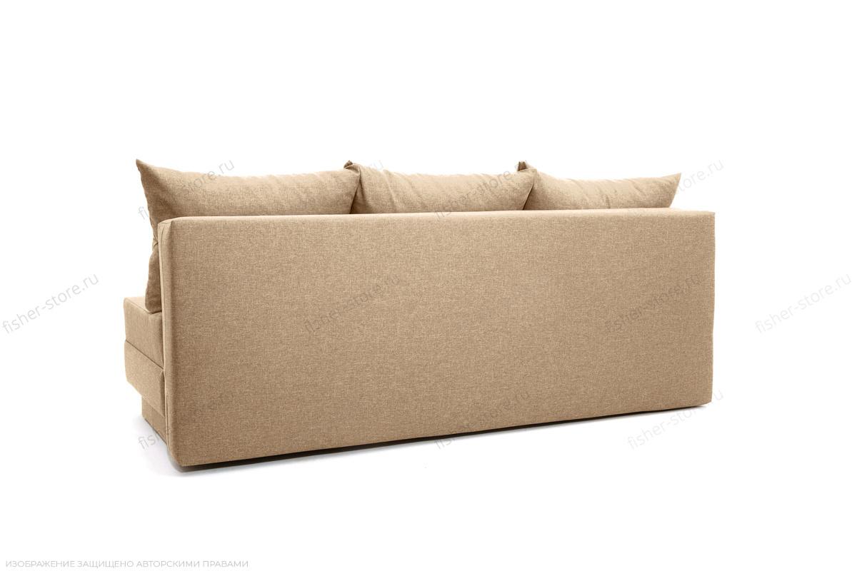Прямой диван Реал Dream Dark beige Вид сзади