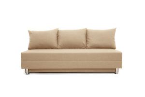 Прямой диван Реал Dream Dark beige Вид спереди