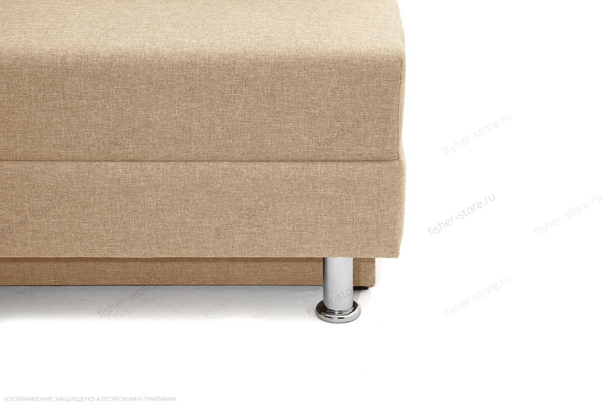 Прямой диван Реал Dream Dark beige Ножки