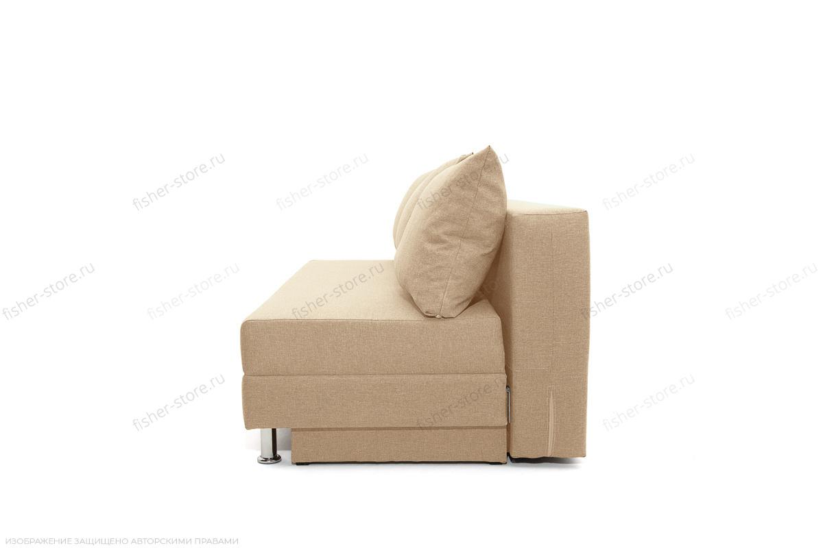 Прямой диван Реал Dream Dark beige Вид сбоку