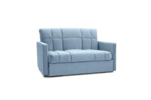 Прямой диван Виа-4 Amigo Blue Вид по диагонали