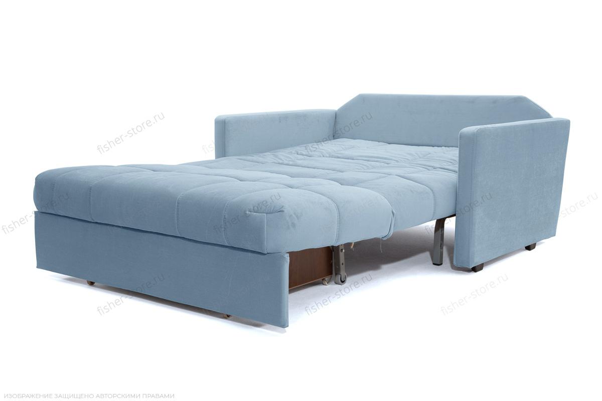 Прямой диван Виа-4 Amigo Blue Спальное место