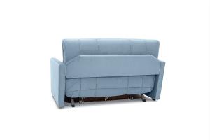 Прямой диван Виа-4 Amigo Blue Вид сзади