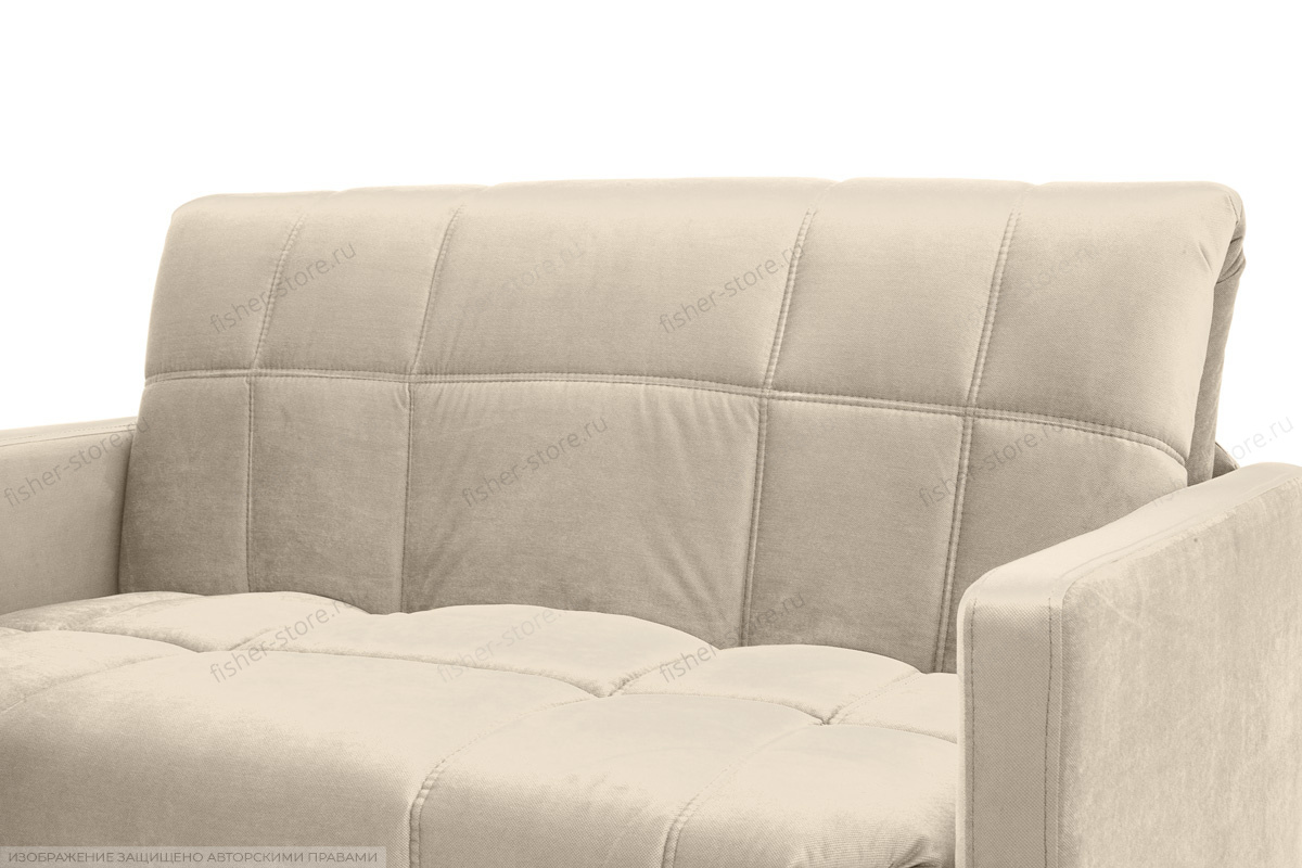 Прямой диван Виа-4 Amigo Bone Текстура ткани