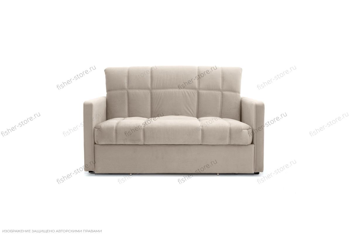Прямой диван Виа-4 Amigo Cream Вид спереди