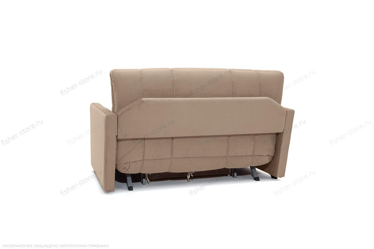 Прямой диван Виа-4 Amigo Latte Вид сзади