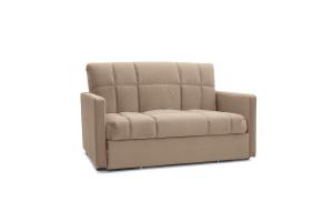 Прямой диван Виа-4 Amigo Latte Вид по диагонали