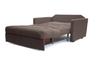 Прямой диван Виа-4 Amigo Chocolate Спальное место