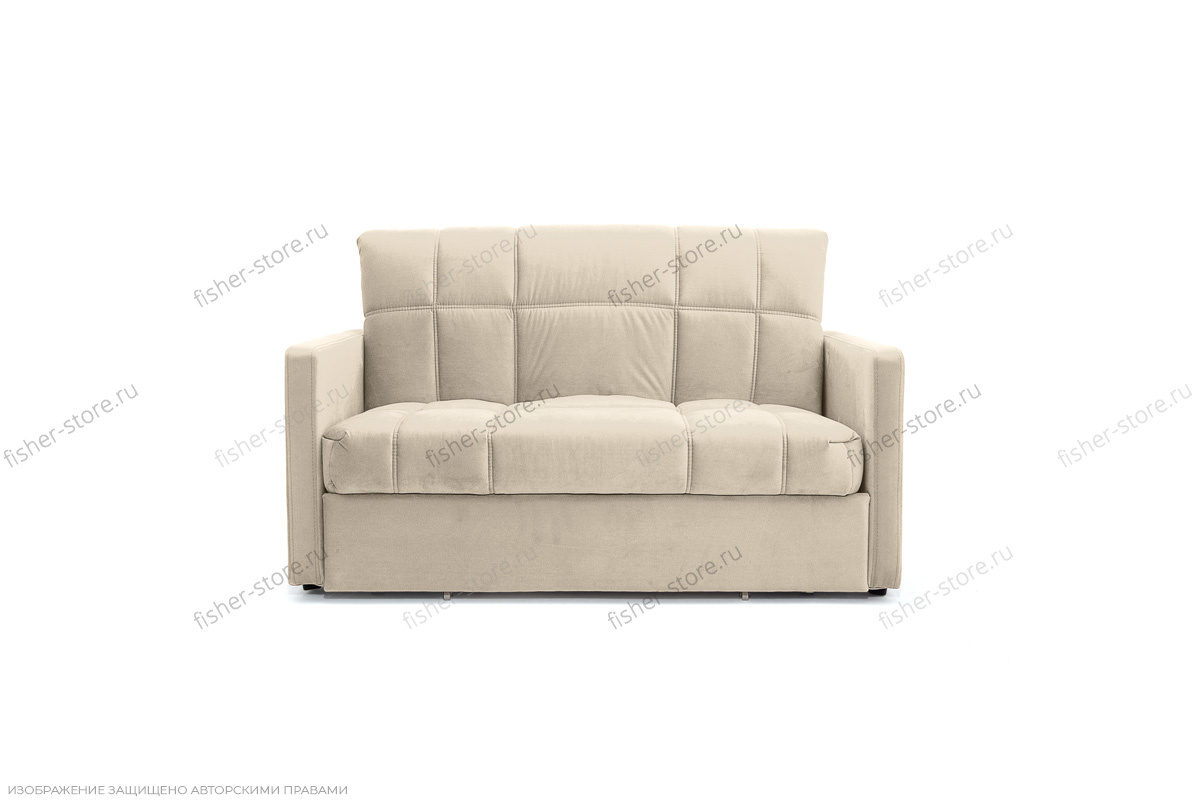 Прямой диван Виа-4 Amigo Bone Вид спереди