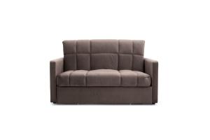 Прямой диван Виа-4 Amigo Chocolate Вид спереди