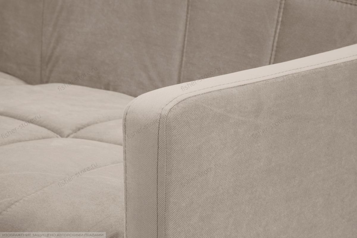 Прямой диван Виа-4 Amigo Cream Подлокотник