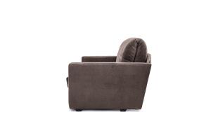 Прямой диван Виа-4 Amigo Chocolate Вид сбоку