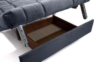 Прямой диван Виа-4 Amigo Navy Ящик для белья
