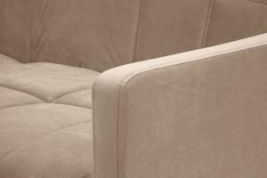 Прямой диван Виа-4 Amigo Latte Подлокотник