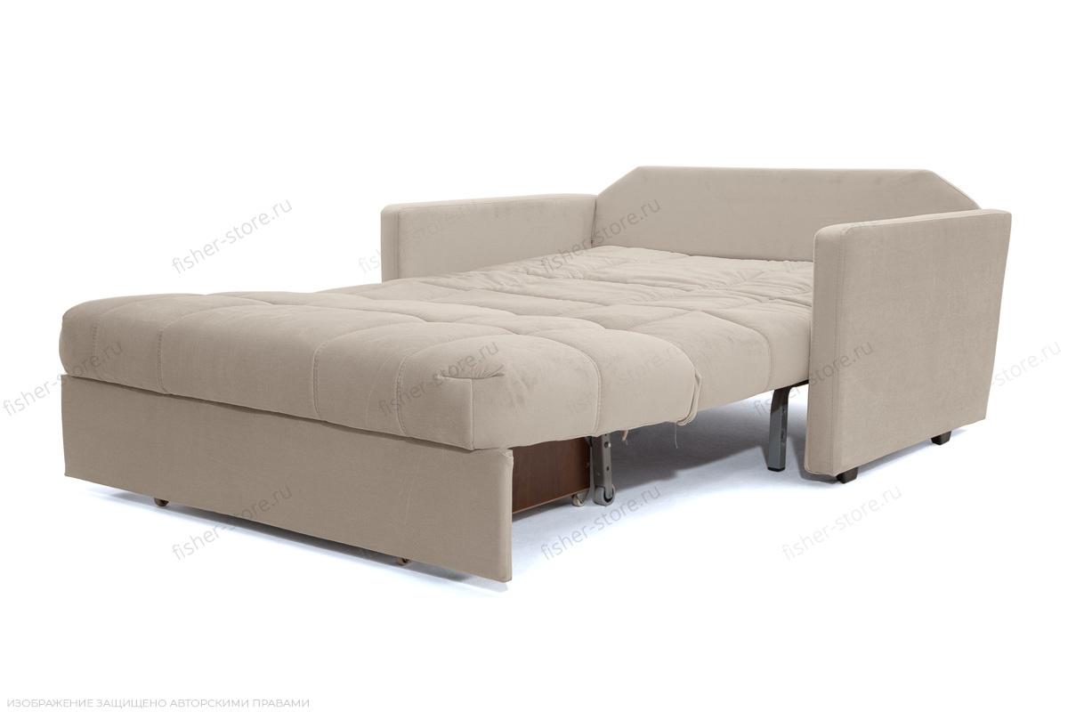 Прямой диван Виа-4 Amigo Cream Спальное место