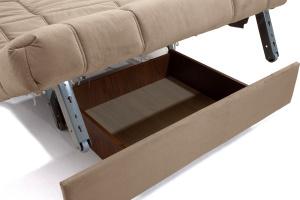 Прямой диван Виа-4 Amigo Latte Ящик для белья
