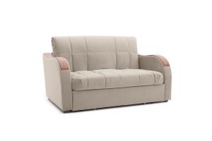 Прямой диван Виа-6 Amigo Cream Вид по диагонали