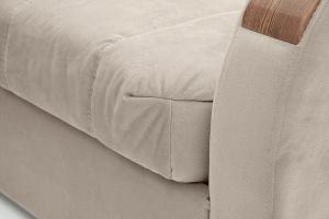 Прямой диван Виа-6 Amigo Cream Текстура ткани